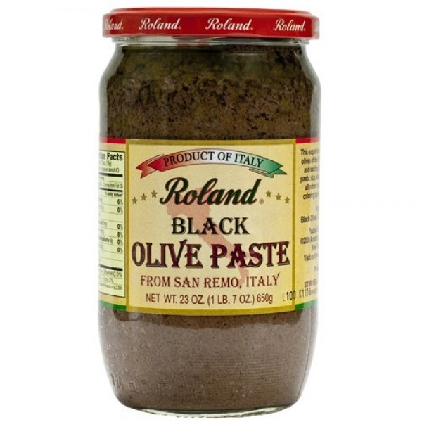 Roland Black Olive Tapenade - 23 oz 23 ounce