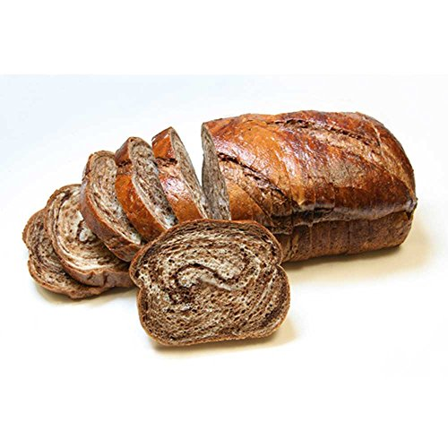 Rotellas Marble Thick Sliced Reuben Bread Loaves, 11 inch - 6 pe...