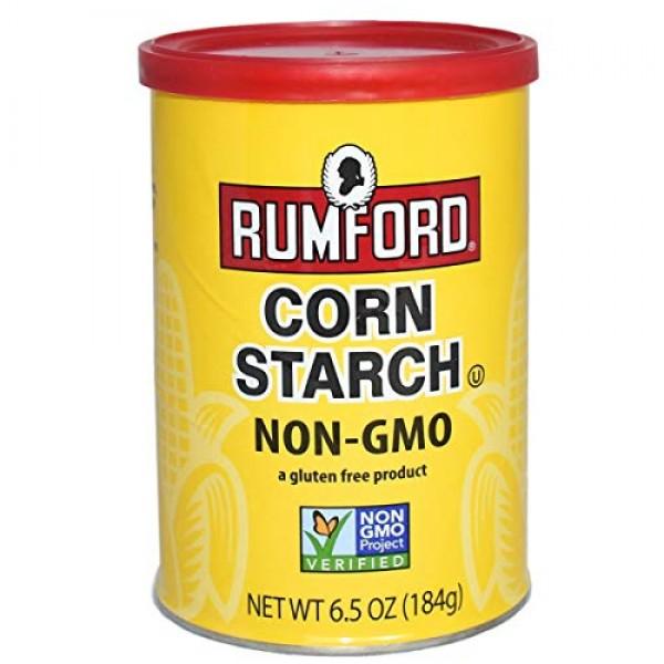 Rumford Non-GMO Corn Starch - Gluten Free, Vegan, Vegetarian, Th...
