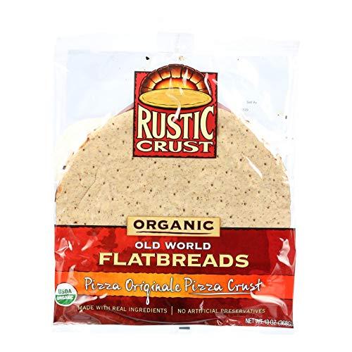 Rustic Crust Organic Old World Originale Pizza Crust, 13 Ounce -...