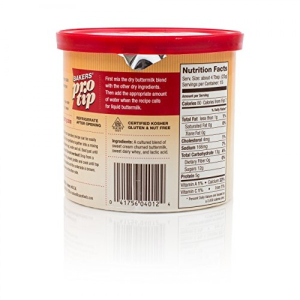 Saco Cultured Buttermilk Blend Pack of 3