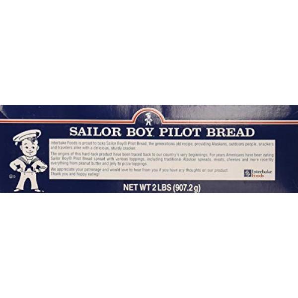 Sailor Boy Pilot Bread Crackers, 2 lb