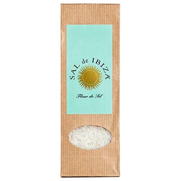 Fleur de Sel Sal de Ibiza 150 Gram Refill Bag