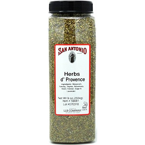 9 Ounce Herbes de Provence with Lavender Herbs Seasoning Spice B...