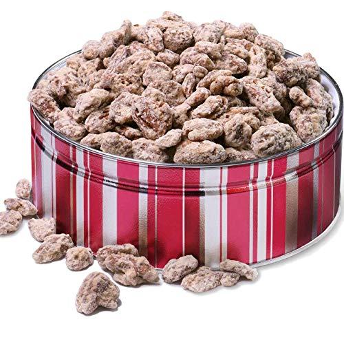 Praline Candied Pecans Gift Tin | Savannahs Candy Kitchen | Can...