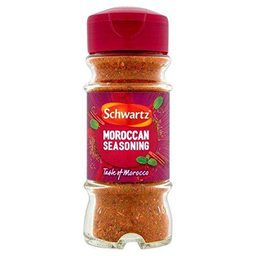 Schwartz Perfect Shake Morrocan Seasoning Jar - 40g 0.09lbs