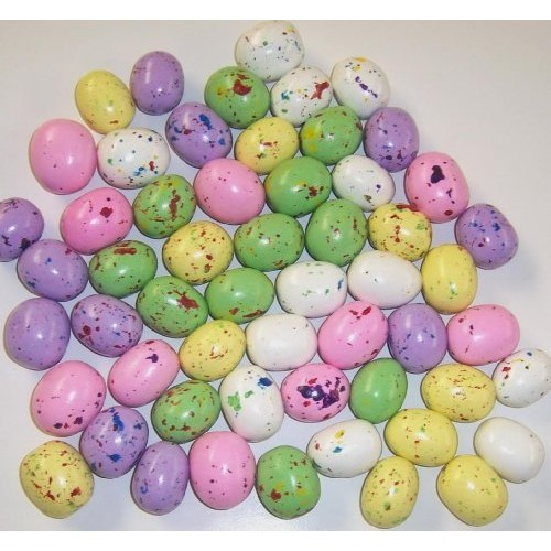 Scotts Cakes Speckled Colored Chocolate Malted Easter Eggs in a...