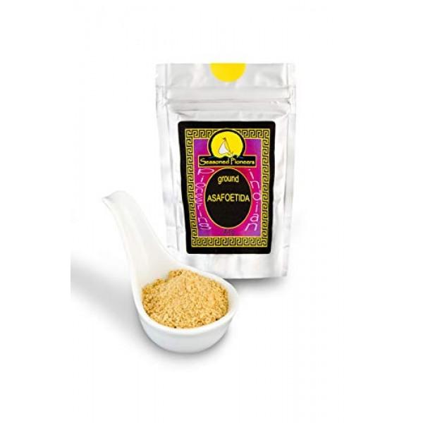 Asafoetida, Ground. Indian Spices