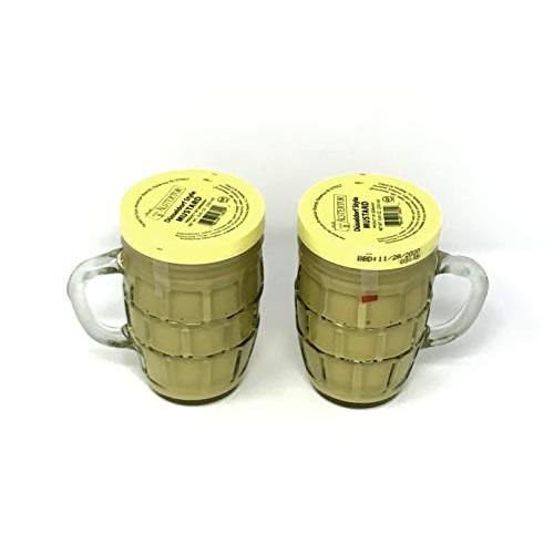 Alstertor Dusseldorf Style Mustard in Beer Mug 8.45 Oz Pack of 2