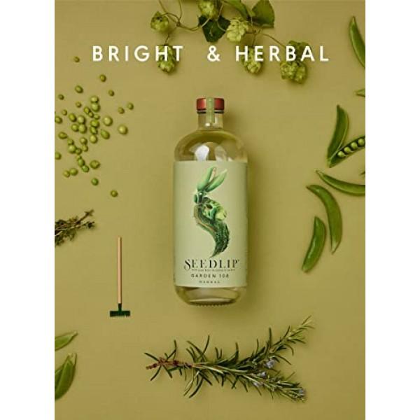 Seedlip - Distilled Non-Alcoholic Botanical Spirit Trio Gift Bo...