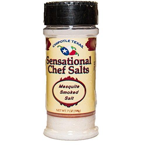 Sensational Chefs Mesquite Smoked Salt