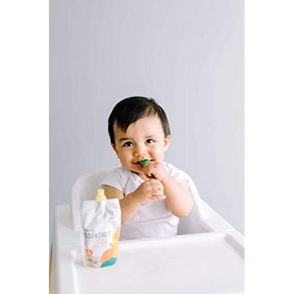 Serenity Kids Baby Food, Organic Kabocha Squash, Butternut and P...