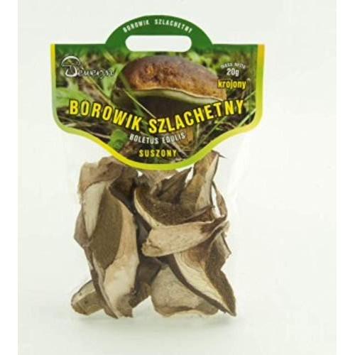 Seweryn Dried Porcini Mushrooms King Boletus Polish Borowik Shl...