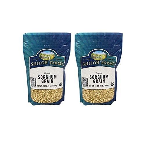 Shiloh Farms - Organic Sorghum Grain 16 oz - 2 pack