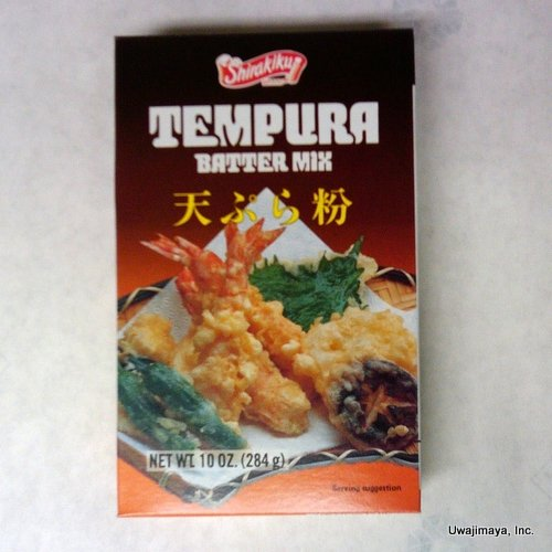 Shirakiku Brand - Tempura Batter Mix Net Wt. 10 Oz.