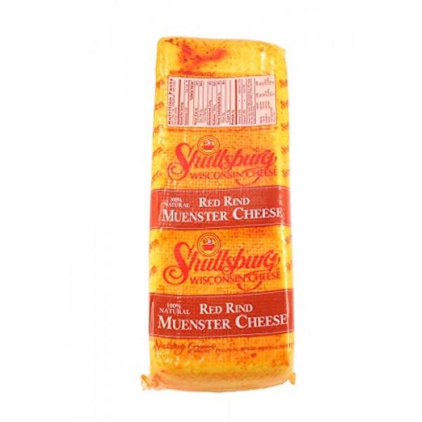 Shullsburg Creamery - Muenster Cheese - 6 Pound Loaf