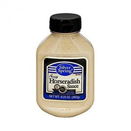 Silver Springs Sauce Horseradish Sassy