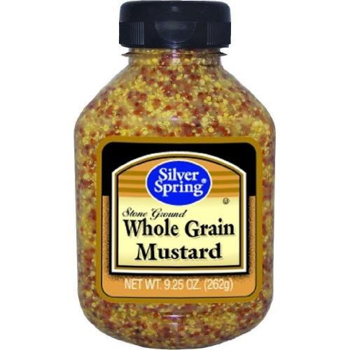 Silver Springs Mustard Whlgrn Stn Grnd S