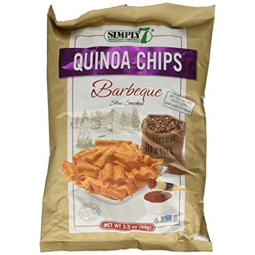 Simply 7 Chip Quinoa Bbq, 3.5 oz
