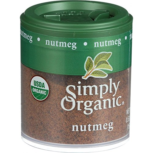 Simply Organic Mini Nutmeg, 0.53 oz