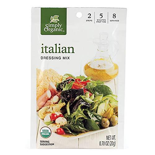 Simply Organic Italian, Certified Organic, Gluten-Free | 0.7 oz