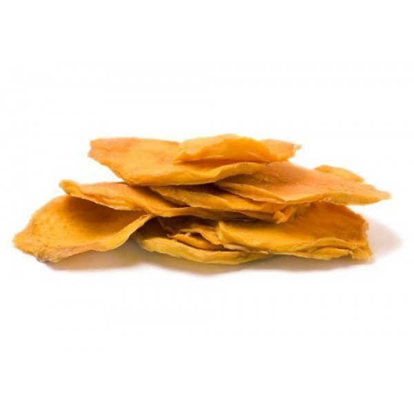 Sincerely Nuts Dried Organic Mango Slices 3 LB- Gluten-Free Fo...