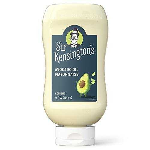 Sir Kensingtons Mayonnaise, Avocado Oil Mayo, Keto Diet & Paleo...