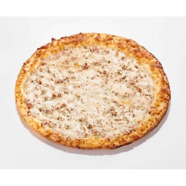 SKINNYPIZZA Gluten Free Cheese Pizza Frozen 4 Pack