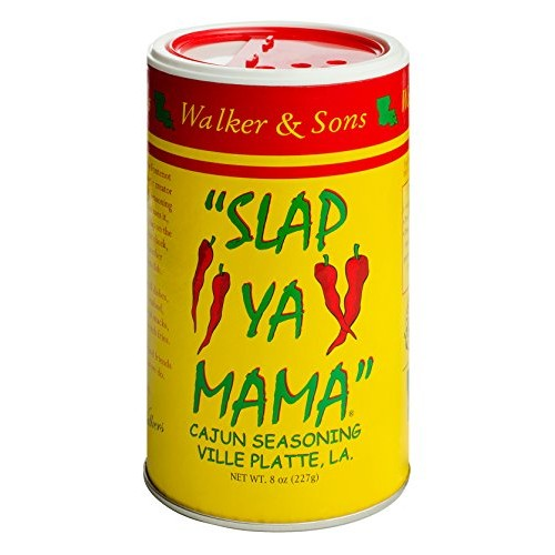Slap Ya Mama All Natural Cajun Seasoning from Louisiana, Origina...