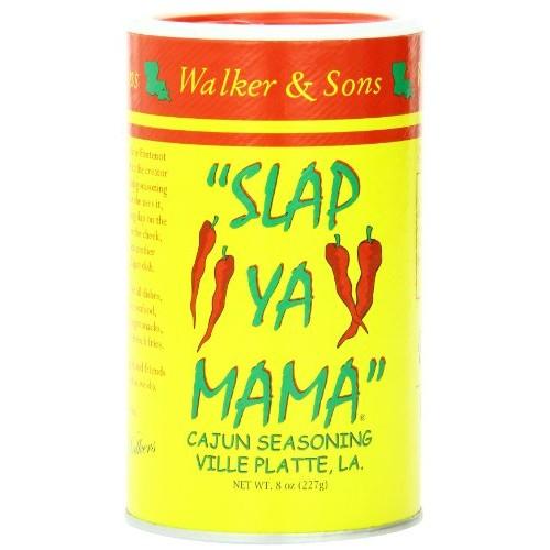 Slap Ya Mama All Natural Cajun Seasoning from Louisiana, Origina...
