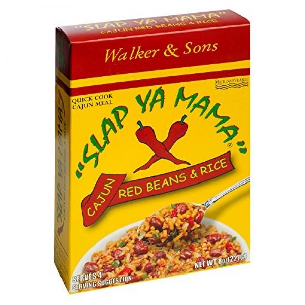 Slap Ya Mama Louisiana Style Cajun Dinner Mix Variety Pack, 8 Ou...