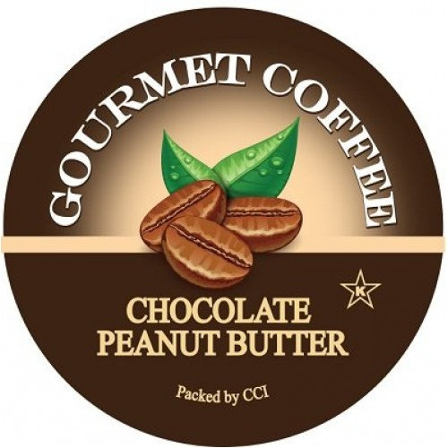 Smart Sips, Chocolate Peanut Butter Gourmet Coffee, 24 Count, Fo...