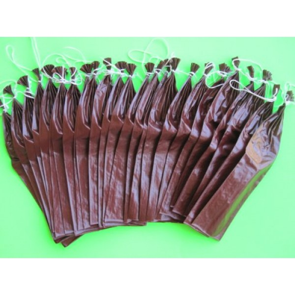 25 Two-Lb Capacity Summer Sausage Casings Sleeves for 50 lbs of ...