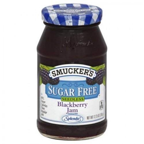 Smuckers Sugar Free Seedless Blackberry Jam - 12.75 oz - 2 pk