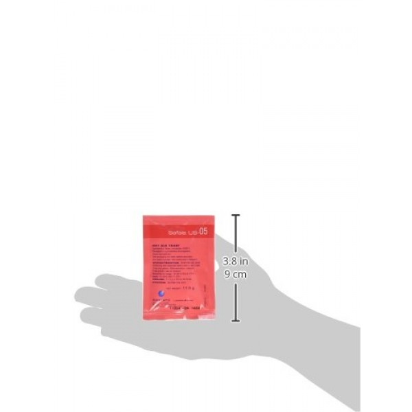 Safale US-05 3 ct.11.5 g Packs