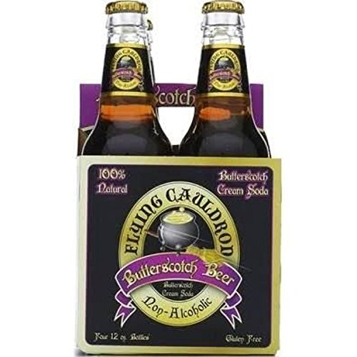 Flying Cauldron Butterscotch Beer - 24 Pack