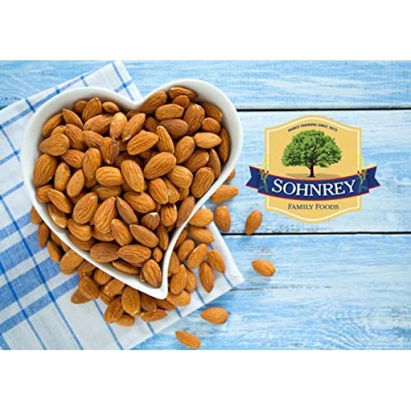 Smokey Jalapeno Spicy Almonds Bold Roasted Seasoned Snack Nuts f...