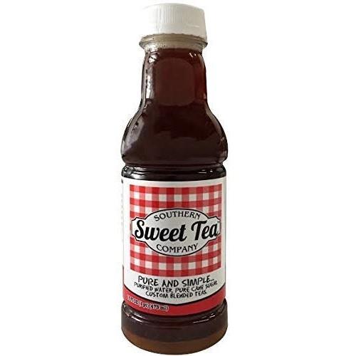 Southern Sweet Tea Company, Sweet Tea, Real Brewed Tea,16 Oz Bot...