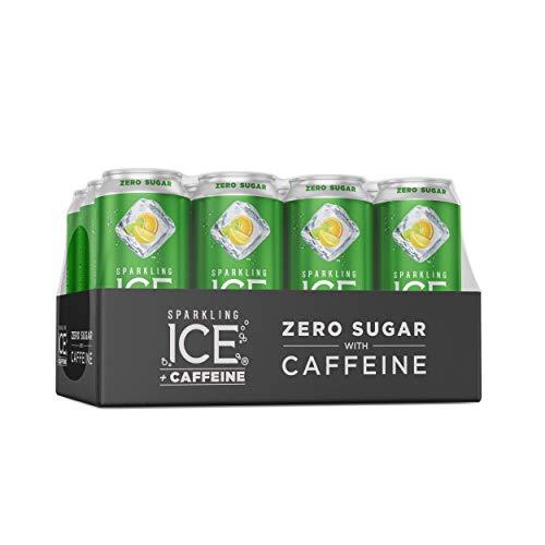 Sparkling Ice +Caffeine Triple Citrus, Naturally Flavored Sparkl...