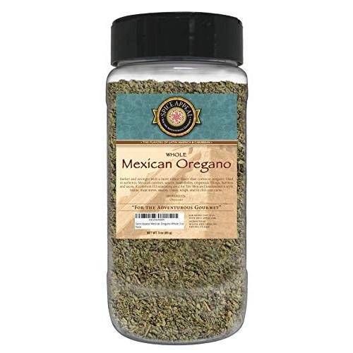 Spice Appeal Mexican Oregano Whole 3 oz