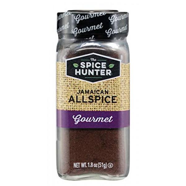 The Spice Hunter Jamaican Allspice, Ground, 1.8 oz. jar