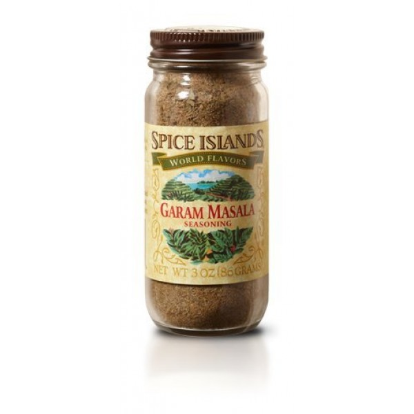 Spice Island Garam Masala Season, 3 oz Pack of 3
