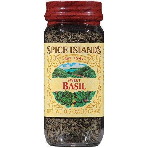 Spice Islands Basil, Sweet.5-Ounce Pack of 3