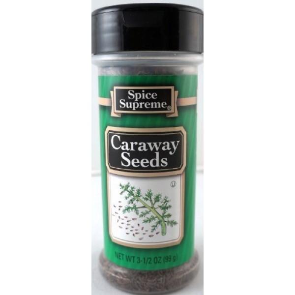 Spice Supreme Caraway Seeds
