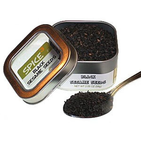 Black Sesame Seeds Tin