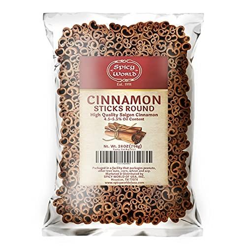 Spicy World Cinnamon Sticks 2 Pounds ~ 100 to 150 Sticks 3 Inche...
