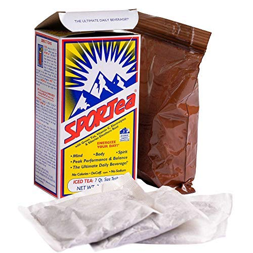 SPORTeaR Iced: 7 Qt Size Bags/Box Pack of 2