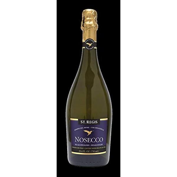 Nosecco Sparkling Ono-Alcoholic Wine 25.4 Ounce