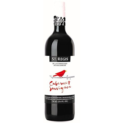 St. Regis Cabernet non alcoholic Pack of 2
