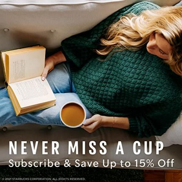 Starbucks Caramel Flavored Medium Roast Ground Coffee, 11 Ounce ...